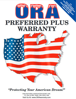 Home Warranty Plans   Review The ORA Preferred Plus Home Warranty Sample  Contract. For Home